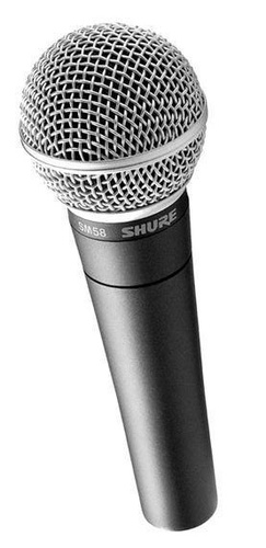 Photo of handheld corded mic - sm58